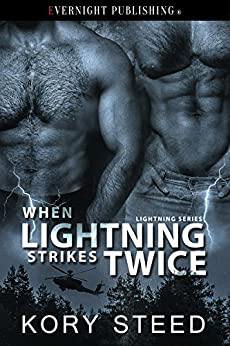 When Lightning Strikes Twice (The Lightning Series Book 3) by [Steed, Kory]