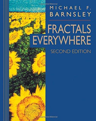 FRACTALS EVERYWHERE. 2nd edition, édition en anglais