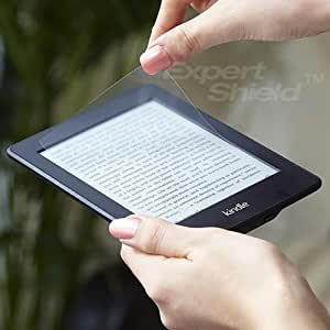 Expert Shield - THE Anti Glare Screen Protector for: Amazon Kindle + 3G + Touch + Keyboard + Paperwhite *Lifetime Guarantee*
