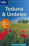 Lonely Planet Reiseführer Toskana/Umbrien - Miles Roddis, Alex Leviton