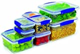 Sistema Klip It 16-Piece Containers, Value Pack by
