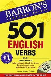 501 English Verbs [With CDROM] (501 Verb) (Barron's 501 English Verbs (W/CD))