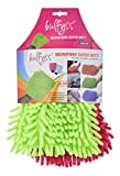#7: Bulfyss Pack of 2 Microfiber Dusting Cleaning Glove for Home Office Kitchen Hotel (Assorted Colours)