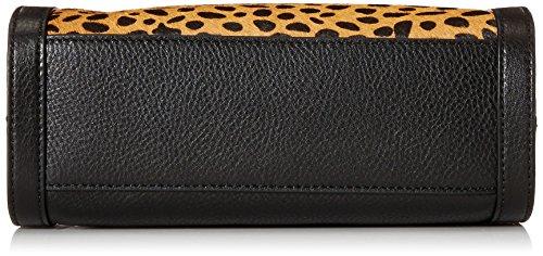Vera Bradley Natalie Crossbody Femmes Cuir Sac porté main Cheetah