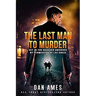 The Jack Reacher Cases (The Last Man To Murder) (English Edition)