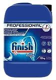 Finish Professional 3027093 Detersivo Liquido per Stoviglie Calgonit, Blu, 10 Kg