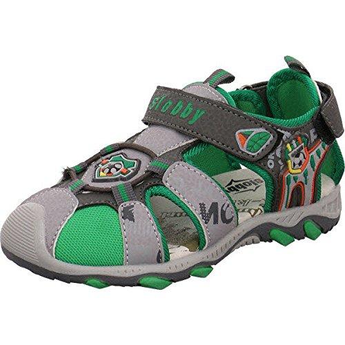 Slobby  45-0267, Chaussures premiers pas pour bébé (fille) Kaki