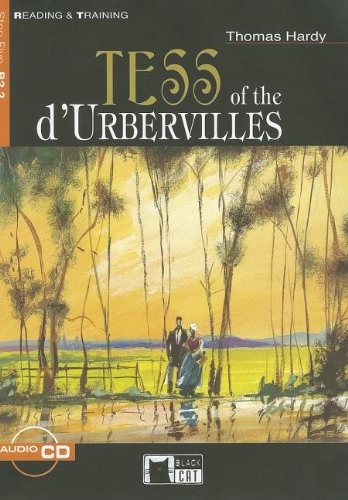 Tess of the D'Urbervilles. Con audiolibro. CD Audio (Reading and training) por Thomas Hardy