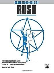 Drum Techniques of Rush: Drum Transcriptions