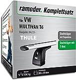 Rameder Komplettsatz, Dachträger WingBar für VW MULTIVAN T6 (124909-14349-2)