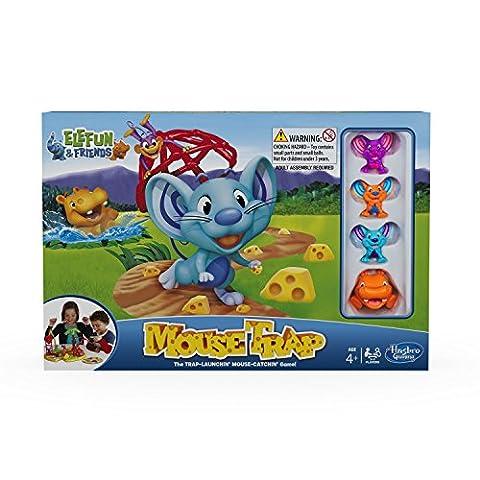 Hasbro – A4973 – Elefun & Friends – Mousetrap –