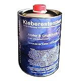 SAUSTARK Kleberestentferner 1L zur Folienentfernung Kleber Beklebung entfernen Folienkleber Klebereste Entferner Aufkleberentferner