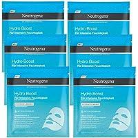 Neutrogena Hydro Boost idrogel Maschera, Confezione da (6X 10G)