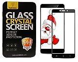Parallel Universe Xiaomi Redmi 4A Original Edge to Edge 3D Tempered Glass screen protector - Black