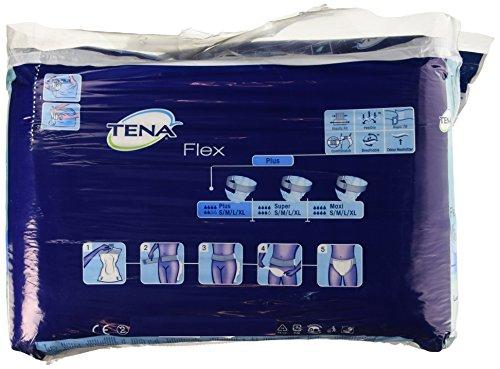 All in One Inkontinenz-Pad mit Gürtel Nottingham Rehab Supplies M90196 Tena Flex Plus - 2