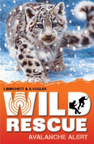 Avalanche Alert (Wild Rescue 7) by Sara Vogler (2010-10-01) par Sara Vogler;Jan Burchett