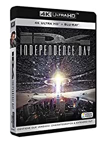 Independence Day (Blu-Ray Ultra HD & 2 Blu-Ray)