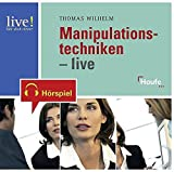 Manipulationstechniken - live. CD