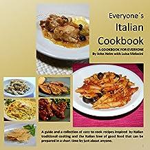 Everyone's Italian Cookbook (English Edition)