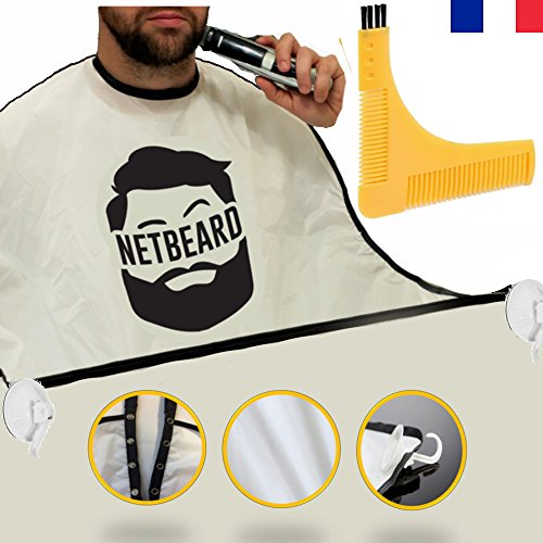 NETBEARD – Pack Premium Barbu Complet – Edition 2018...