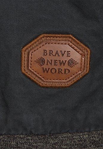 Naketano Male Jacket Survive & Advance Black
