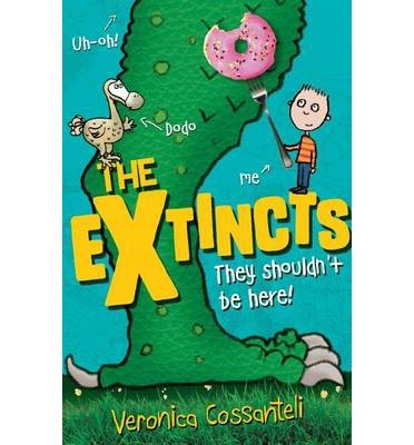 [( The Extincts )] [by: Veronica Cossanteli] [May-2013]