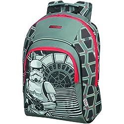 American Tourister New Wonder Sac à Dos Enfant S+, 35 cm, 11,1 L, Multicolore (Star Wars Storm Trooper)