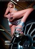 Andrea in der Werkstatt (Wandkalender 2014 DIN A3 hoch): Sexy Kalender (Monatskalender, 14 Seiten) - imaginer.at