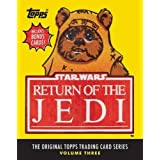 Star Wars: Return of the Jedi: The Original Topps Trading Card Series (Topps Star Wars)