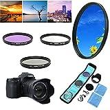 Best Los filtros polarizadores - Doradus 58mm UV FLD CPL el Kit de Review