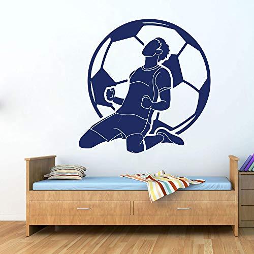 wangpdp Barcelone Football Mur Voiture Portable Sticker...