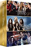 Coffret séries : gossip girls, saison 1 ; pretty little liars, saison 1 ; riverdale, saison 1