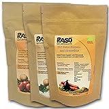 Abnehmen mit Fertigsuppen - (max. 0,64g Fett) BIO Suppen Pulver VERSANDKOSTENFREI - seit 1984 BEWÄRTES RASO Naturprodukte aus dem Allgäu BIO Suppenpulver Rezept - ohne Hefeextrakt, ohne Geschmacksverstärker - 1,5kg Nachfüllpack feine BIO Suppen und Streuwürze - 1,5 kg. Nachfüllpack BIO Tomaten-Kartoffelsuppe - 1,0 kg. Nachfüllpack BIO Kartoffelsuppe , Jetzt BIO Suppe Pulver für instant Suppen günstig kaufen - JETZT Abnehmen mit Fertigsuppen