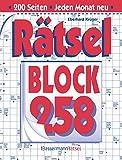 Rätselblock 258...