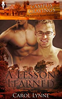 A Lesson Learned (Campus Cravings Book 14) by [Lynne, Carol]