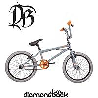 Diamondback Option 20 Inch Wheel Childrens BMX Bike In Grey - 10 Inch Frame NEW 2017 Model