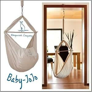Kängurooh Original Baby-Jojo® Federwiege inkl. Türklammer, 2-15 Kilogramm, 0-2 Jahre