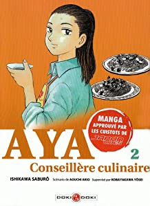 Aya, Conseillère culinaire Edition simple Tome 2