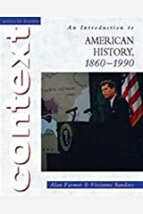 Access to History Context: An Introduction to American History, 1860-1990 Paperback