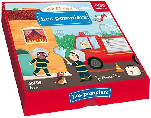 Les pompiers : Coffret en 2 volumes : Dans la caserne ; En mission ! par From Auzou éveil