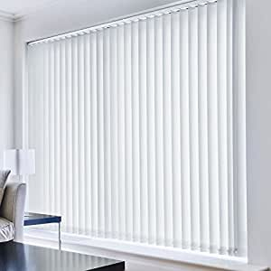 Trimable Stretton Vertical Blind Set