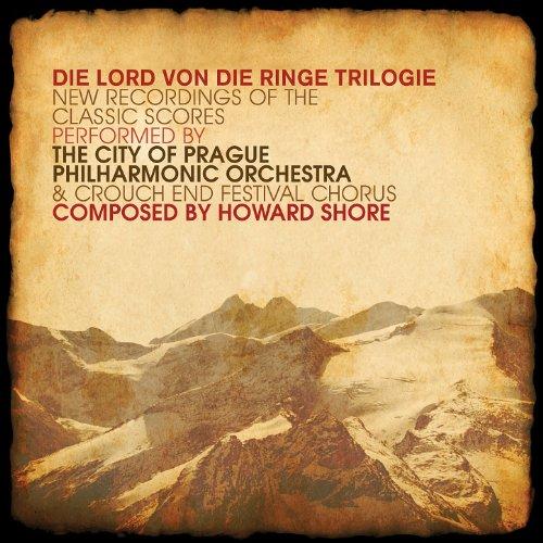 Die Lord von die Ringe trilogie