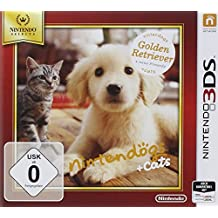 Nintendo3DS Spiele Charts Platz 8: Nintendogs + cats Golden Retriever - Nintendo Selects - [3DS]