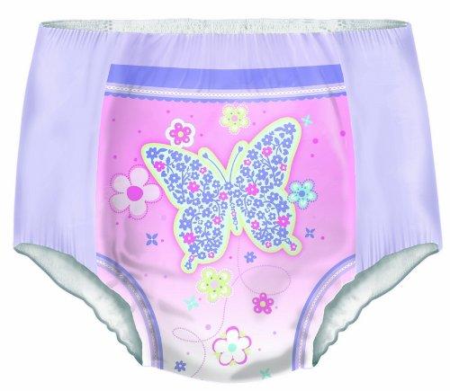 Dry Nites Pyjama Unterhosen Girl 8-15 Jahre, 3er Pack (3 x 9 Stück) - 2
