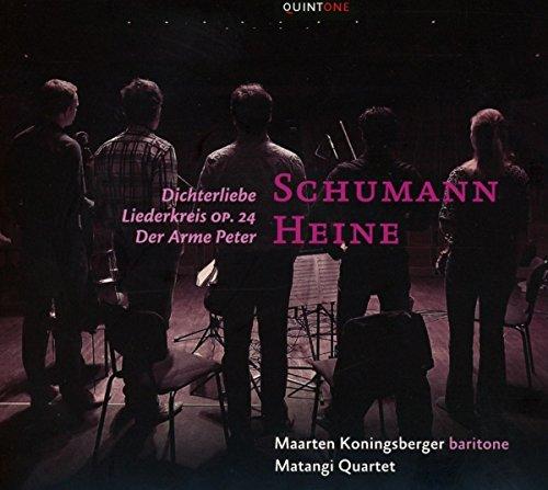 Dichterliebe/Liederkreis Op 24/Der Arme Peter