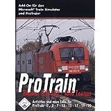 Train Simulator - ProTrain: Thema BR 182 / 1016 Taurus