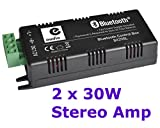 Bluetooth Amplifier 2 X 30w With Power Supply