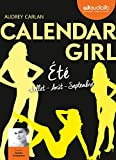 calendar girl 3 ?t? juillet aout septembre livre audio 1 cd mp3