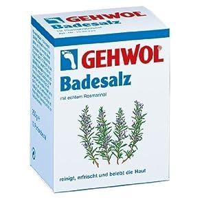 Gehwol Rosmarin Badesalz, 10X25 g