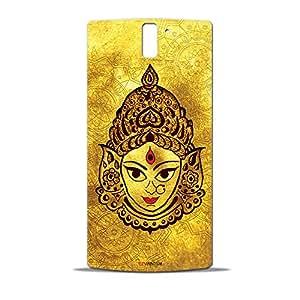 ezyPRNT Divine Maa Durga Hard Back Case For OnePlus One